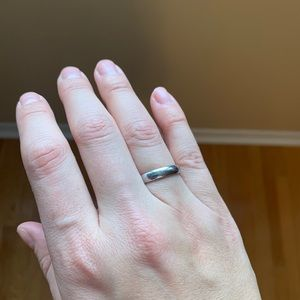 Silver Color Band